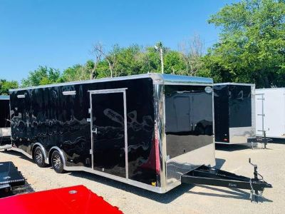 2019 FOREST RIVER 8.5 X 24 TANDEM AXLE