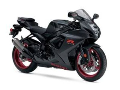 2017 Suzuki GSX-R600 SuperSport Motorcycles Ontario, CA