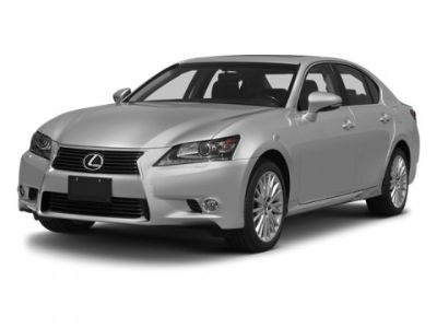 2013 Lexus GS 350 Base (White)