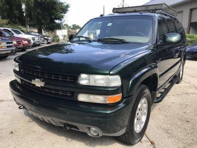 2004 Chevrolet Suburban 1500 Z71 (Green)