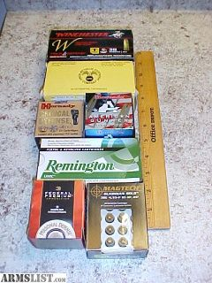 "For Sale: ""233"" rounds of mixed & good ammo. Must See!"