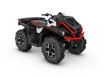 2017 Can-Am Outlander X mr 570 Utility ATVs Lancaster, TX