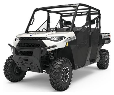 2019 Polaris Ranger Crew XP 1000 EPS Premium Side x Side Utility Vehicles Brazoria, TX