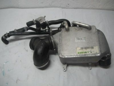 Find 04-13 Mercedes M275 W216 W221 V12 Forced Load Air Turbo Radiator intercooler OEM motorcycle in Dillsburg, Pennsylvania, US, for US $499.00