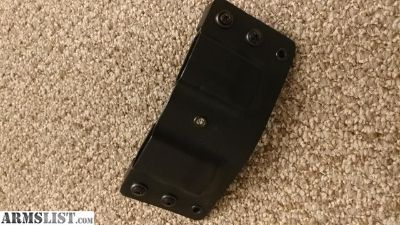 For Sale: SW M&P Shield OWB Double Magazine Holster