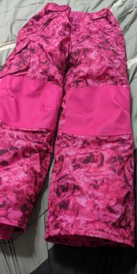 Girls 6 snow pants