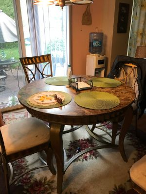 Free dinette table, needs some cleaning