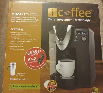 Mozart icoffee Machine