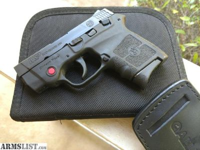For Sale: S&W Bodyguard 380 w/laser