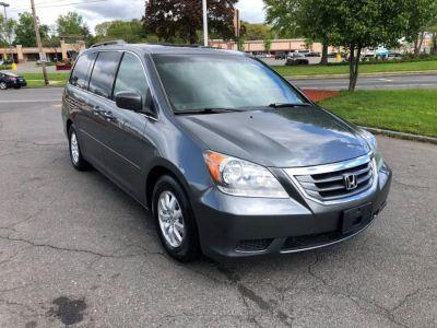 2010 Honda Odyssey EX-L (Polished Metal Metallic)