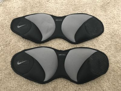 Nike 2.5 ankle weights set