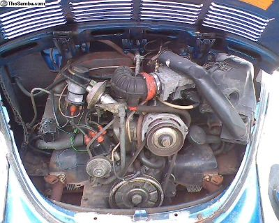 1978 1600 engine without fuel injection