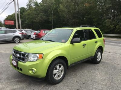 2012 Ford Escape XLT (Green)
