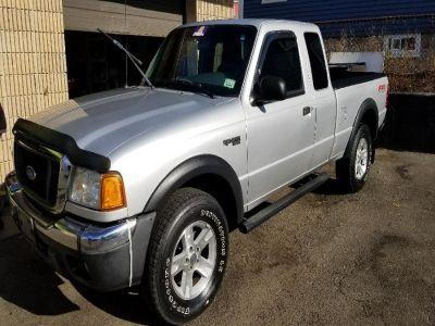 2005 Ford Ranger XLT (Dark Shadow Grey Metallic)
