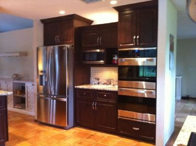 Cabinet Refacing, Deerfield Beach, Fl. Kitchen Remodeling