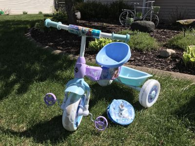 Huffy Frozen Tricycle