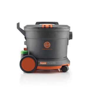 NEW-Hoover Commercial Hush Tone Canister Vacuum Cleaner
