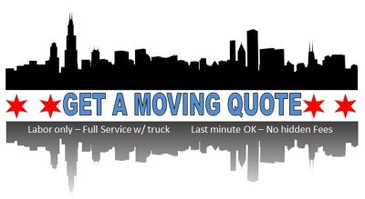 Need movers? As low as $180 TOTAL - Labor only or full serive