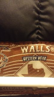 Wall western wear ski jacket excellent condition