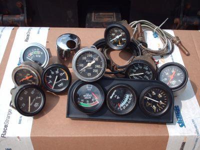 "total of 11- 2"" gauges for $65.00"