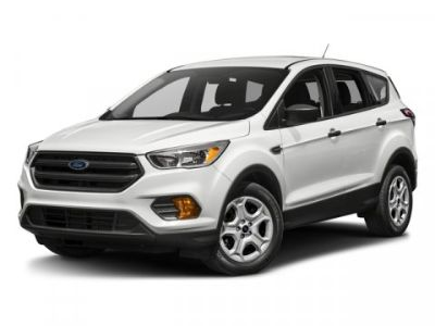2018 Ford Escape SEL (White)