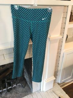 Nike dri-fit compression running work out pants xs