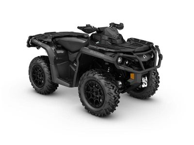 2017 Can-Am Outlander XT-P 850 Utility ATVs Dickinson, ND