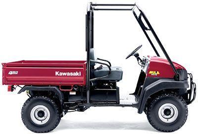 2003 Kawasaki Mule 3010 4x4 Utility SxS Longview, TX