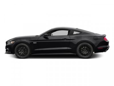2016 Ford Mustang GT (Shadow Black)