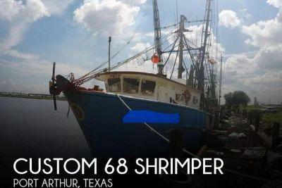 1972 Custom Built 68 Shrimper