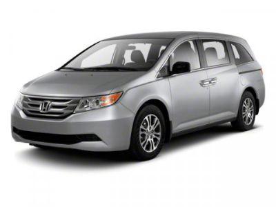 2010 Honda Odyssey EX (White)