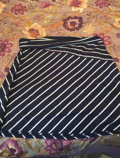 Black and Navy Blue Skirts - Porch Pick Up