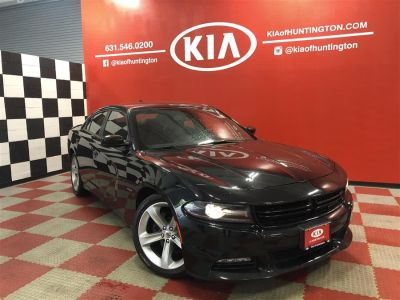 2017 Dodge Charger R/T (Pitch Black Clear Coat)