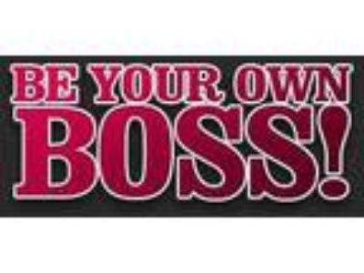 Be your own boss!!!