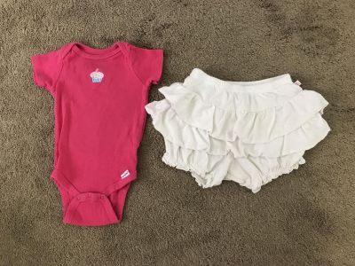 Outfit 6-9 Months