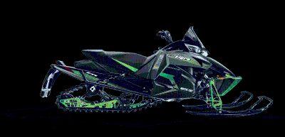 """2016 Arctic Cat ZR 6000 129"""" El Tigre ES Trail Sport Snowmobiles Adams Center, NY"""