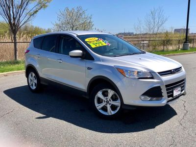 2016 Ford Escape 4WD 4dr SE (Silver)