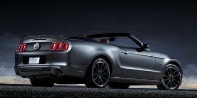 2014 Ford Mustang GT (Oxford White)