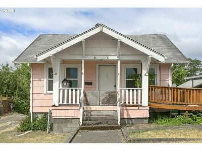 2 Bed 1 Bath Foreclosure Property in Saint Helens, OR 97051 - S 4th St