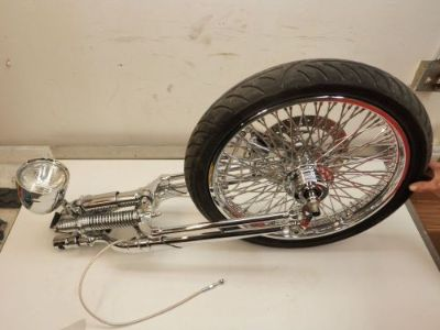 Find 84-99 Harley Davidson softail EVO OEM STOCK HD FL HERITAGE SPRINGER FRONT END motorcycle in Palm Harbor, Florida, United States, for US $3,500.00