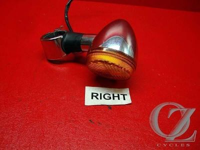 Buy RIGHT FRONT TURN SIGNAL VT600 VT 600 VLX HONDA SHADOW 01 J motorcycle in Ormond Beach, Florida, US, for US $12.95