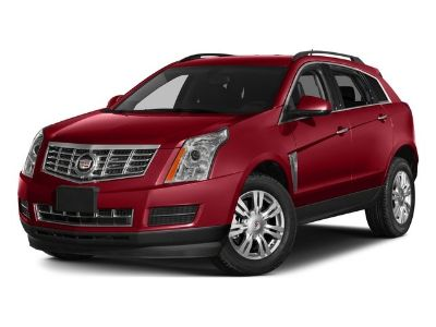 2015 Cadillac SRX Luxury Collection (Silver Coast Metallic)