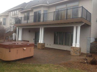Stumpy's Deck Hires The Best Deck Contractors MN