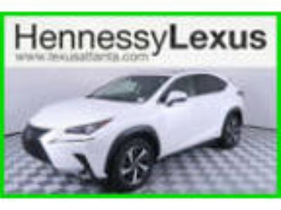 2018 Lexus NX 2018 Used Certified 2.5L I4 16V Automatic AWD SUV