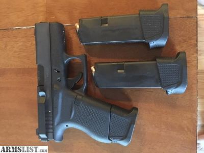 For Sale: !!BRAND NEW GLOCK 43 WITH EXTRAS!!