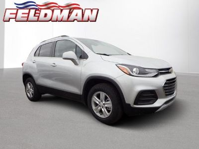 2018 Chevrolet Trax 1LT (Silver Ice Metallic)