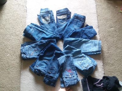6 and 6x girl clothes