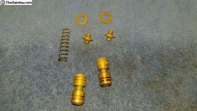 Weber DCOE carb carburetor choke starter valves