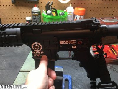 For Sale: American Weapons System AR15