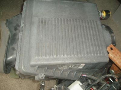 Buy 2000 Chevrolet Truck Silverado air box/cleaner 5.3 V8 ST# 7701 motorcycle in Anderson, Alabama, US, for US $69.95